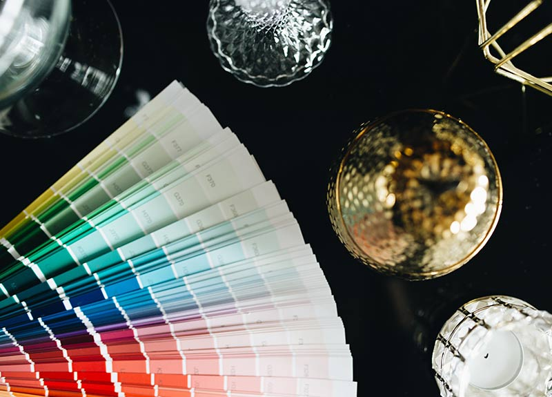 Understand the psychological impacts of colour and how to use it in your designs
