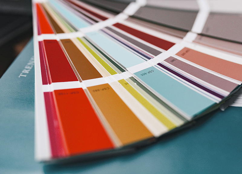 Get creative with colour, learning top tips from working interior design professionals