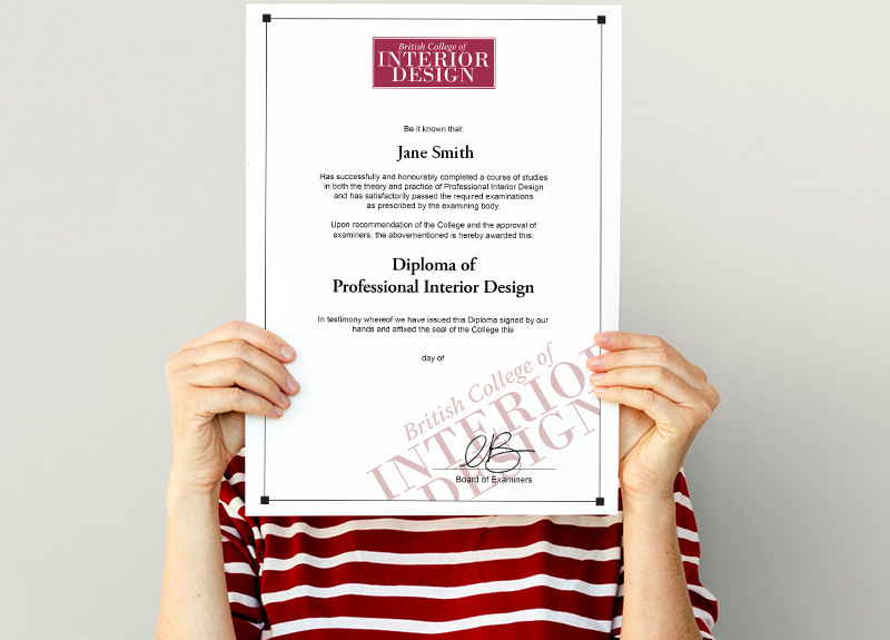 Award And Recognition The Professional Interior Design Course